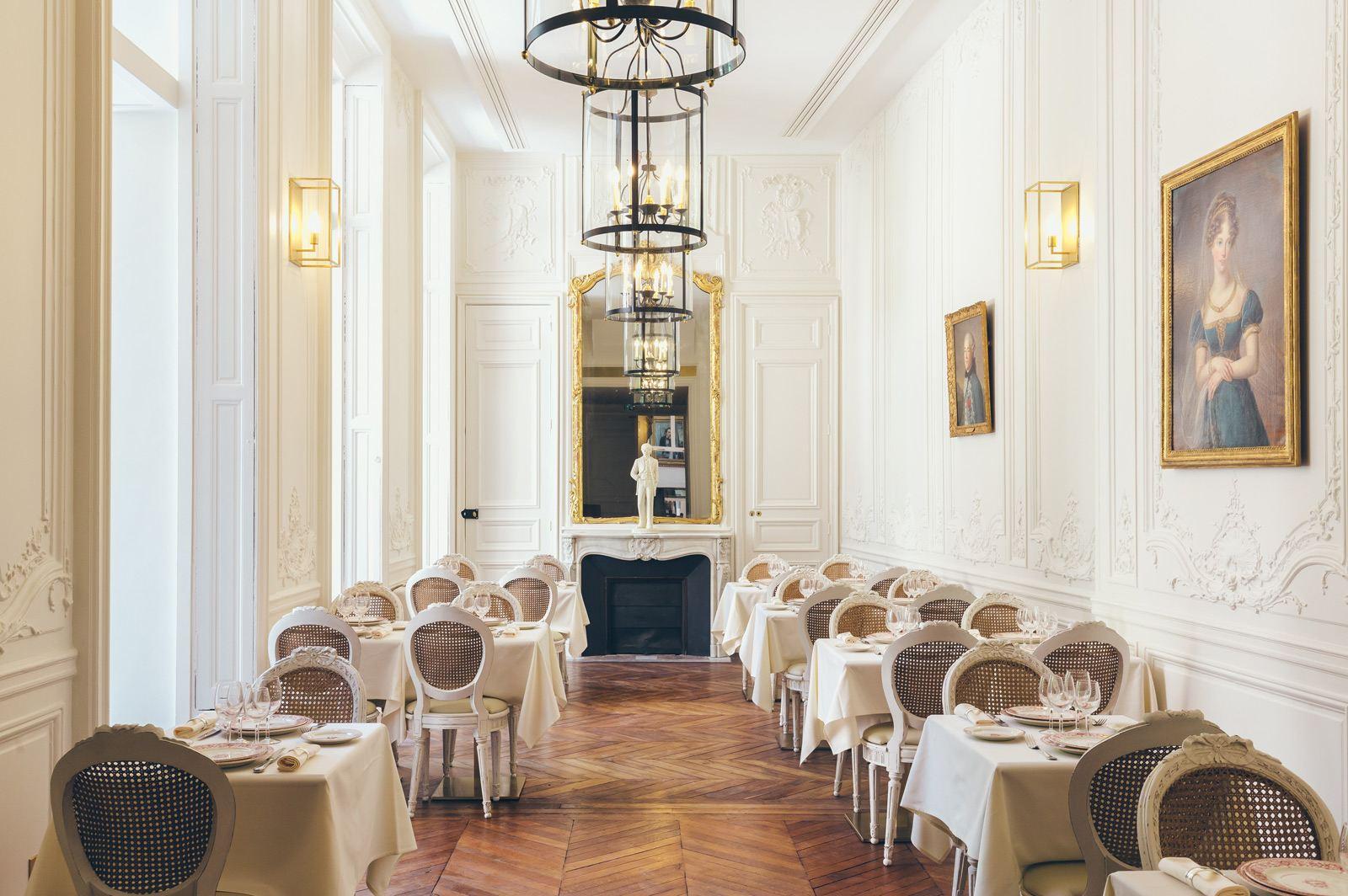 Caryatides (Les), Hôtel Alfred Sommier