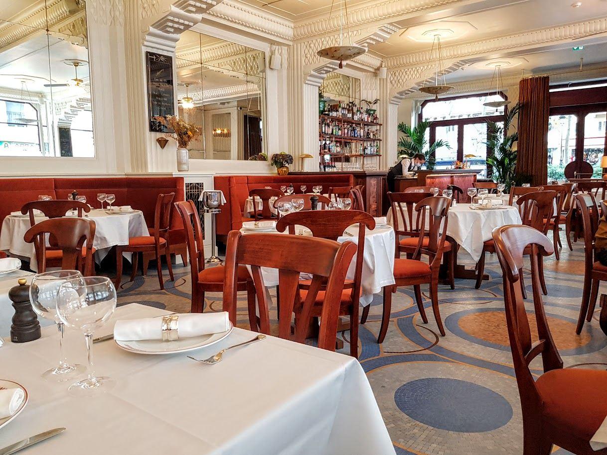 Restaurant Rochechouart